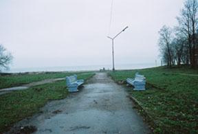Sunday Benches, Sillamae