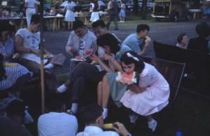 Summer Session Picnic, 1942
