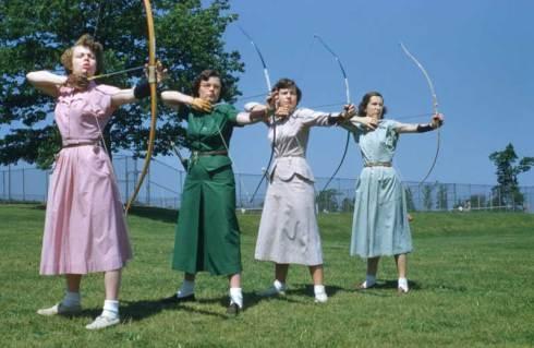 Archery, 1951