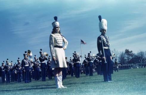 Marchingband, 1942