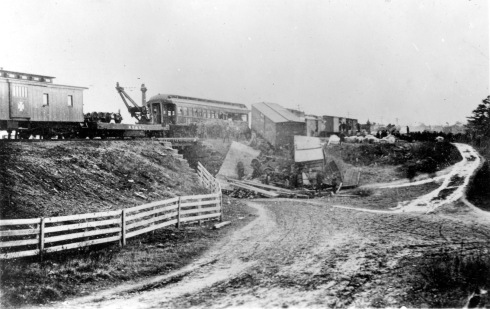 The Great East Thompson Train Disaster of 1891