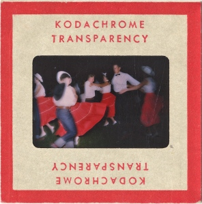 Kodachrome Transparency