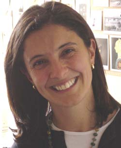 Claudia Rueda, Lesley University