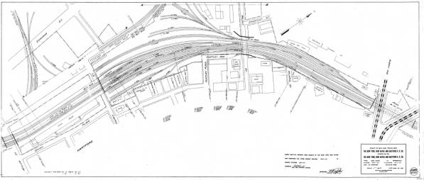 Maps of the New Haven Railroad Now Available Online | Fresh