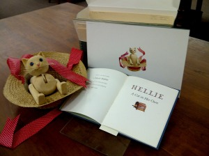 Nellie a cat on her own written and illustrated by Natalie Babbitt